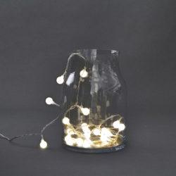 Světelný řetěz kuličky