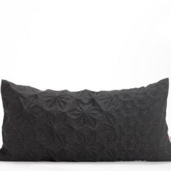 Povlak polštáře Amit Grey 30x60