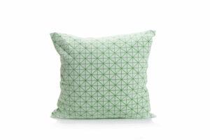 Povlak polštáře Geo Origami Green