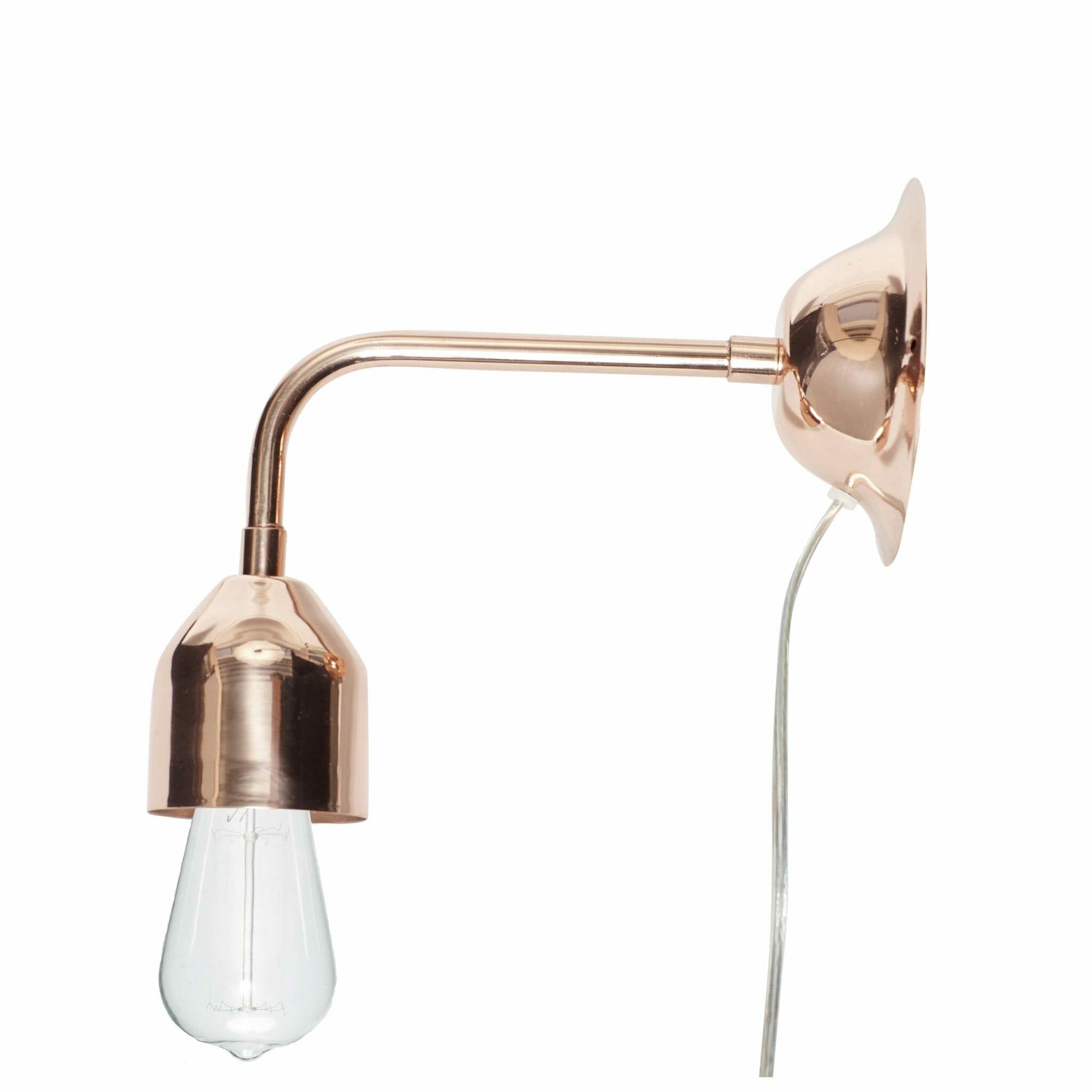 Nástěnné svítidlo Copper