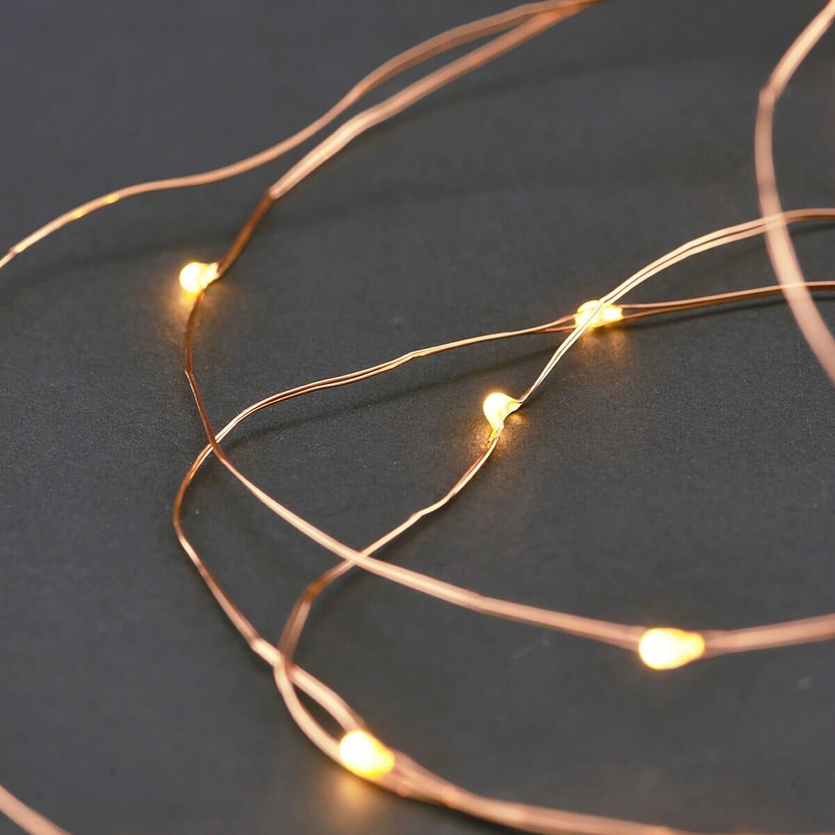 Světelný řetěz Copper