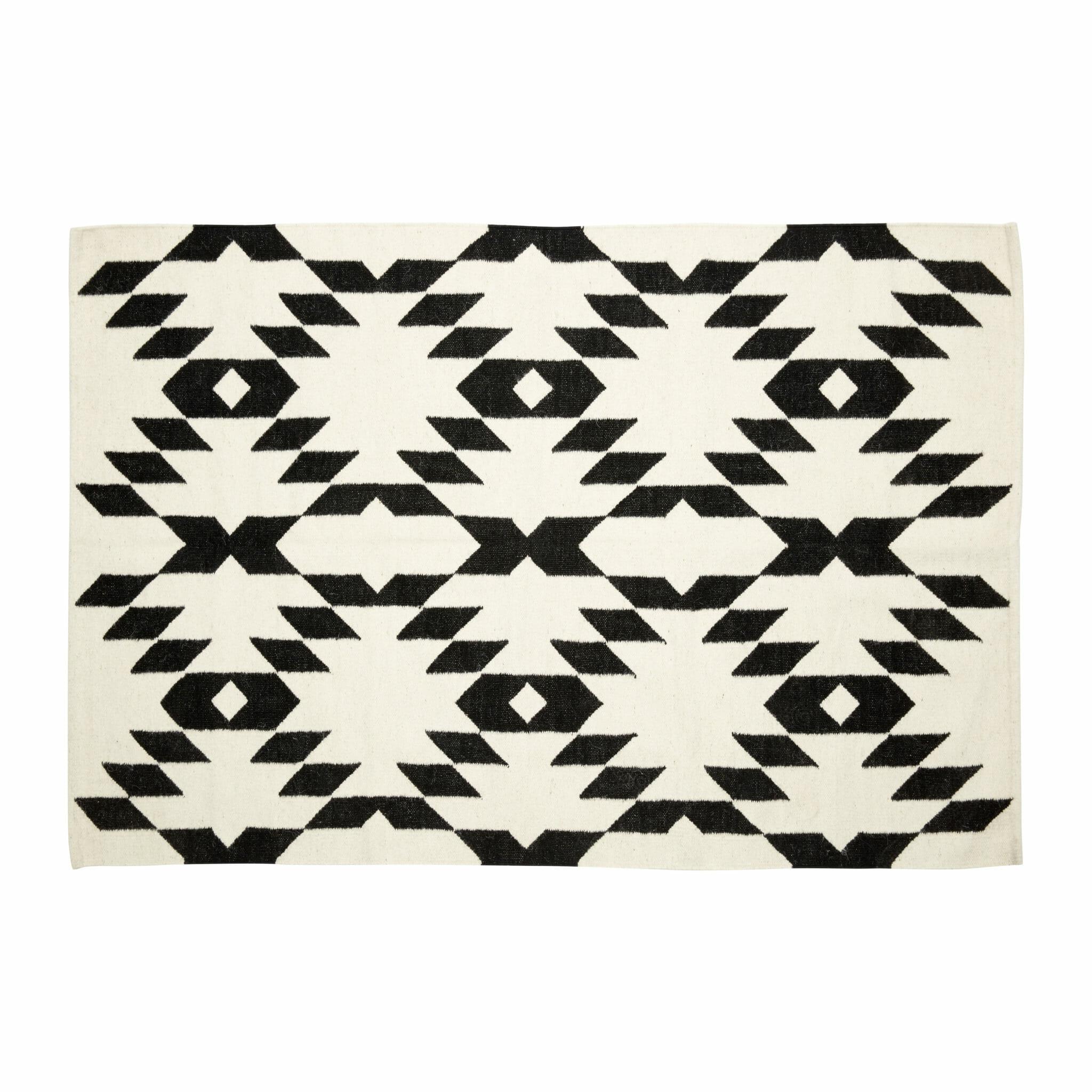 Vlněný koberec Pattern 120x180