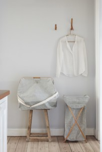 Koš na prádlo Bamboo