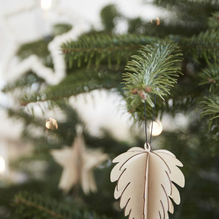 Vánoční ozdoby Cone, 2 ks