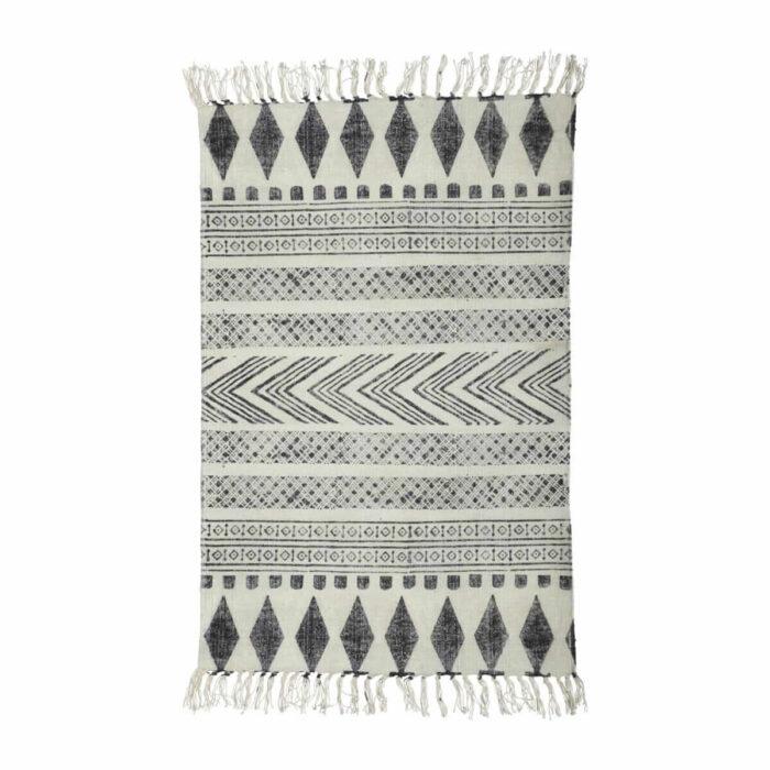 Bavlněný koberec Block