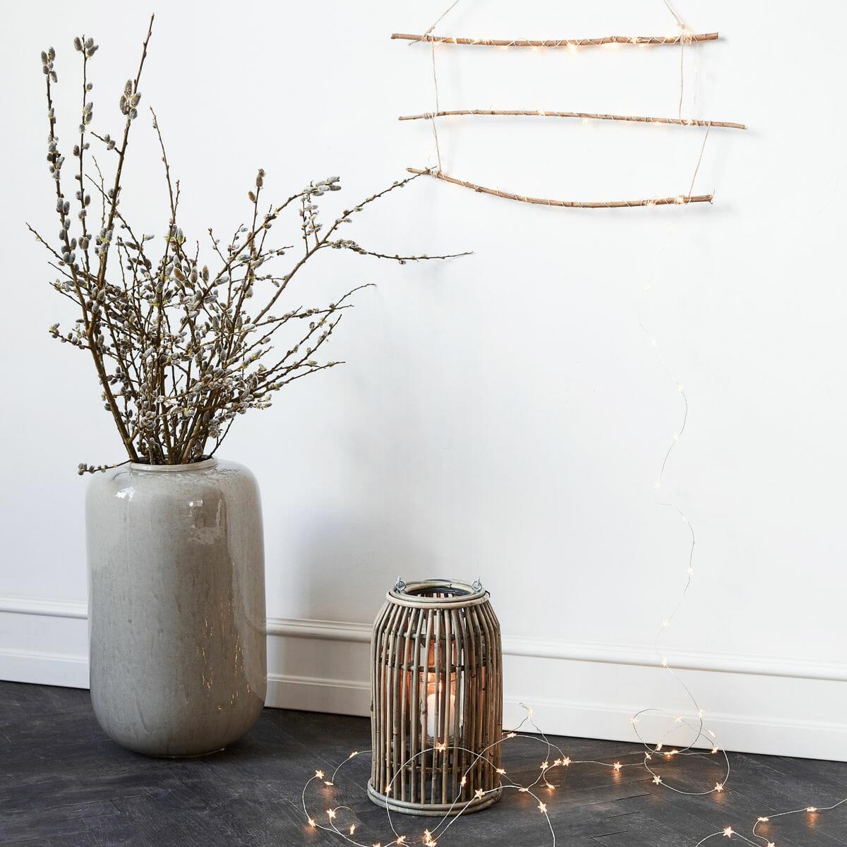 Světelný řetěz hvězdy, 100 LED