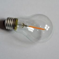 Náhradní žárovka pro světelný LED řetěz