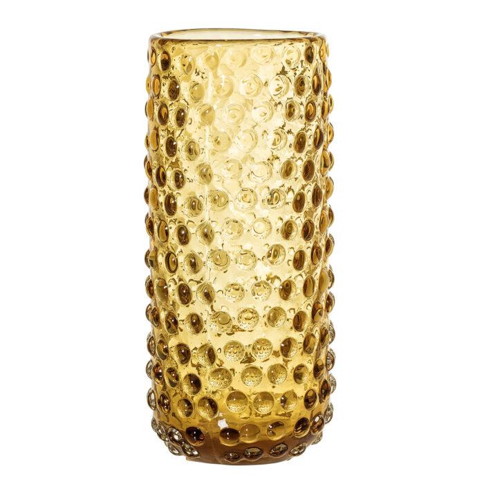 Skleněná váza Knobbly