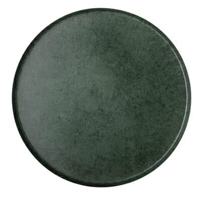 Kovový zelený podnos
