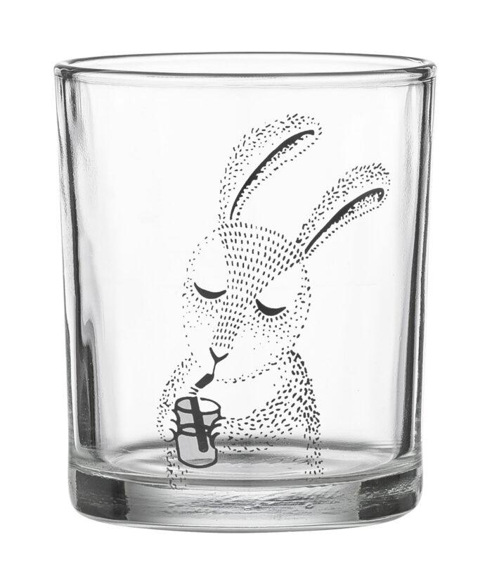 Dětská sklenice Rabbit