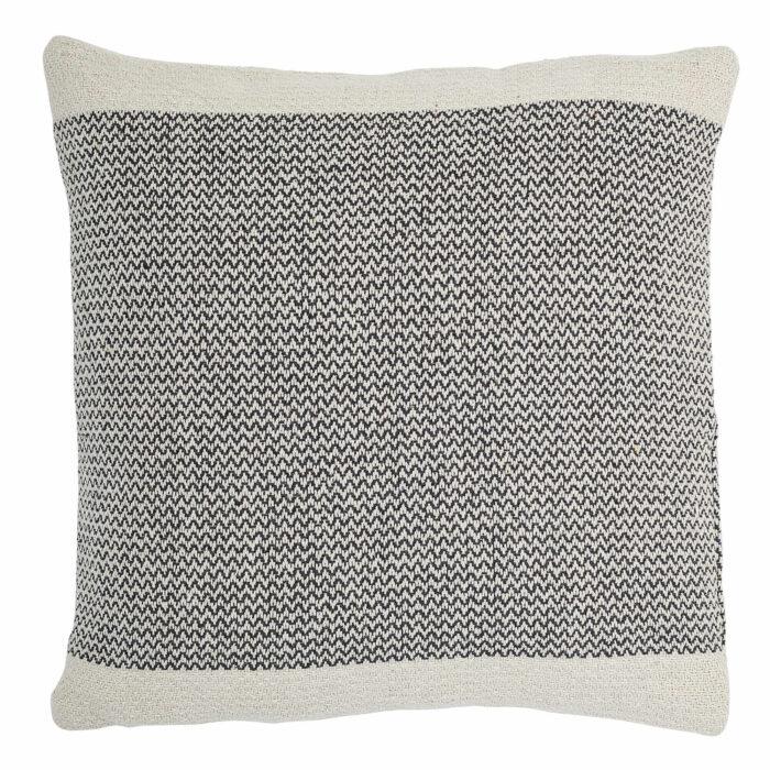 Tkaný polštář Zigzag 45x45