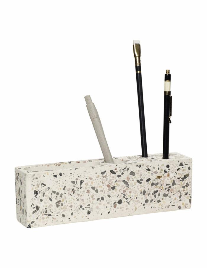 Organizér na tužky Terrazzo