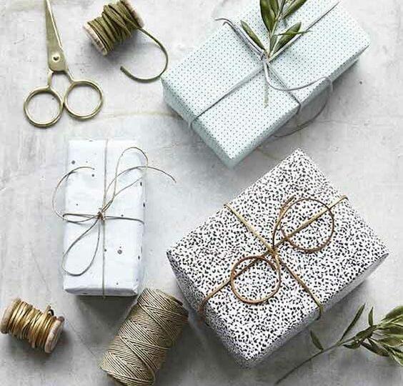 Vánoční doručení balíčků