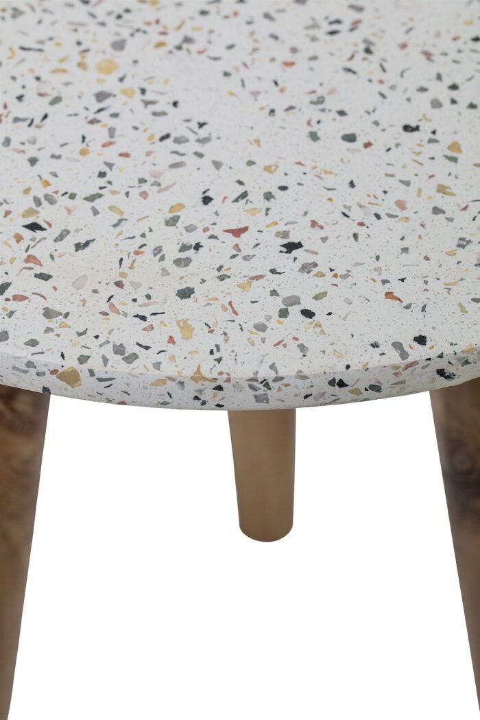 Stolička Terrazzo