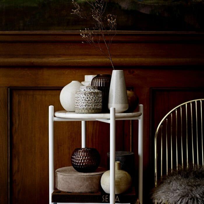Keramická váza Grey