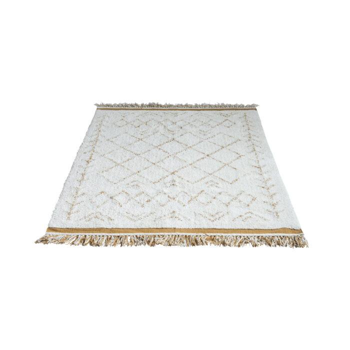 Bavlněný koberec Collected