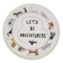 Dětský koberec Adventurers
