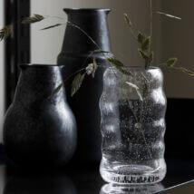 Skleněná váza Bubble