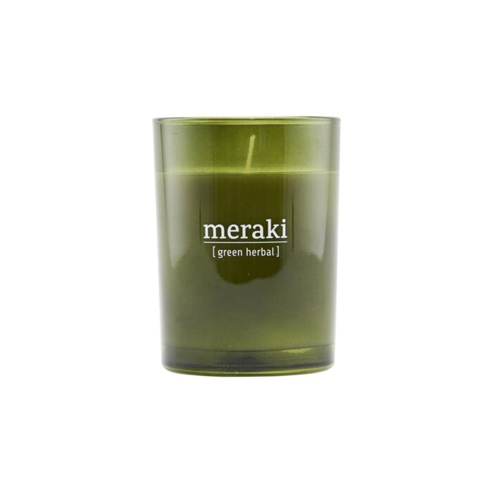 Vonná svíčka Green Herbal