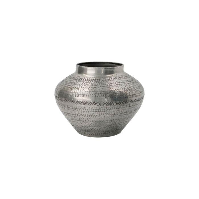 Kovová váza Antique