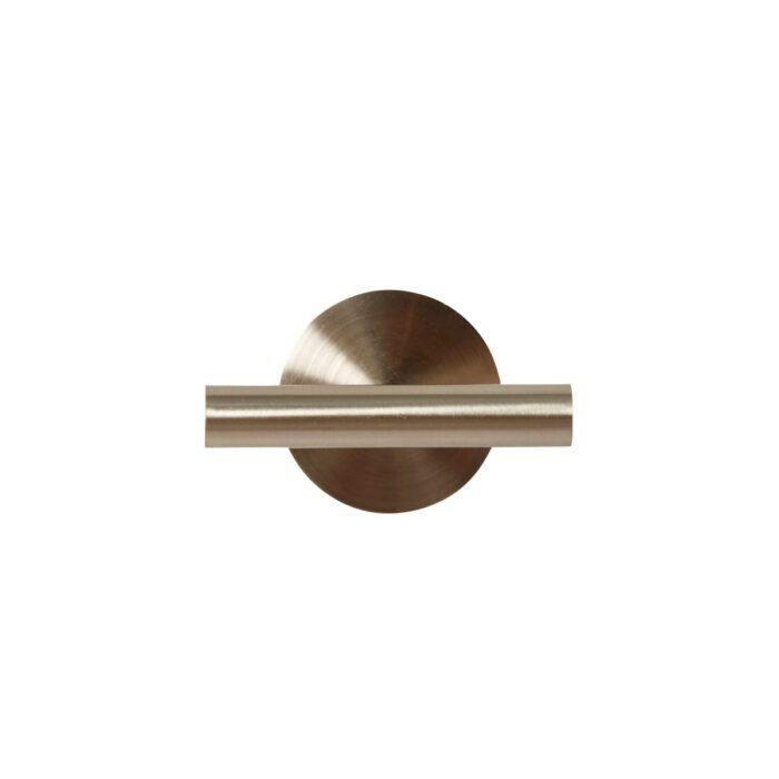 Kovový věšák Nickel